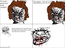 Retard Meme Generator - ragegenerator rage comic retarded mom