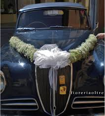 fioreria oltre wedding car decoration baby u0027s breath car decor