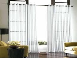 Patio Doors Curtains Curtains For Large Patio Doors Katecaudillo Me