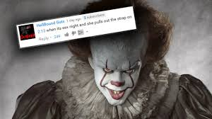 funniest it trailer comments it 2017 meme youtube