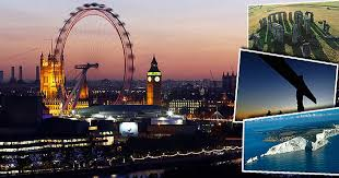 uk s top 50 landmarks how many of britain s best spots