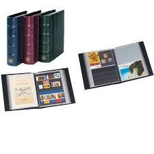 Binder Photo Album Postcard Album With 50 Clear Pockets Lighthouse Publications Inc