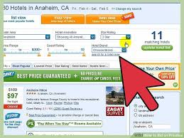 my bid how to bid on priceline 14 steps with pictures wikihow