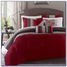 Red Bedroom Comforter Set Queen Bed Comforter Sets Blue Bedroom Home Design Ideas