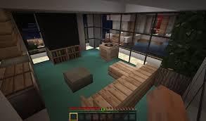 contemporary living room ideas minecraft design designs also rooms