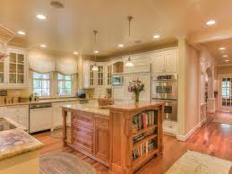 cottage kitchen islands cottage kitchen with inset cabinets by kelly hagglund zillow