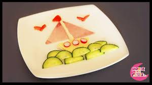 recette de cuisine pour les enfants recette de cuisine pour enfants comment faire un joli bateau