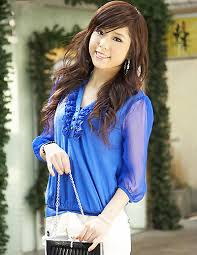 ��� ������ ����� 2013 Chiffon blouses images?q=tbn:ANd9GcR