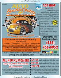 port orange coupons