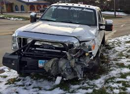 wkyc com photos rear of vehicle ripped off in akron crash