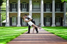 i run for wine engagement session oak alley plantation louisiana