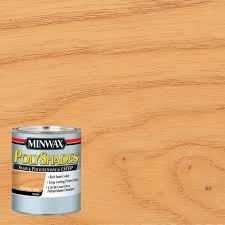 Home Depot Wood Stain Colors by Minwax 1 Qt Wood Finish Golden Oak Oil Based Interior Stain 70001