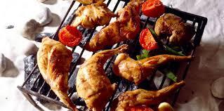 cuisine au barbecue lapin au barbecue facile et pas cher recette sur cuisine actuelle