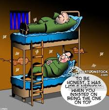 Prison Bunk Beds Bunk Beds And Comics Pictures From Cartoonstock