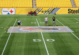 a new chapter in heinz field u0027s quest for not terrible turf