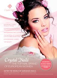 crystal nails products