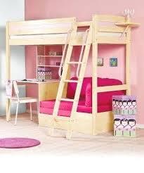 girls loft bed with a desk and vanity tween loft bed teen girls loft bed with desk bunk bed bedroom