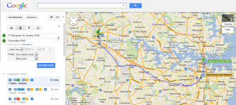 Google Maps Google Maps Adds Sydney Public Transport Directions At Last