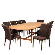 indoor teak dining sets including winsome wood international home