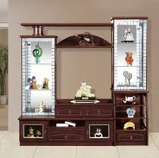Wooden Shelf Designs India by India Market Living Room Furniture Lcd Tv Wall Units 808 Design