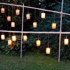 bougie jardin paravent lumineux pour jardin et maison décor de fête