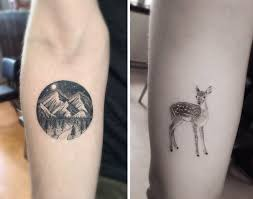 wonderful geometric and linear tattoos by dr woo famous tattoo