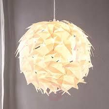 spherical pendant light corin in white lights co uk