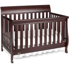 Rockland Convertible Crib Graco Hartford Fixed Side Convertible Crib Walmart