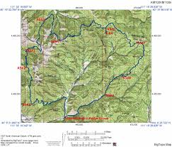 Squaw Trail Map Kat U0027cina Mosa Course Map And Profile Mountain Oasis Adventure Runs