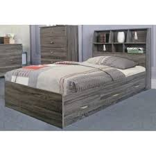 twin size storage bed for less overstock com