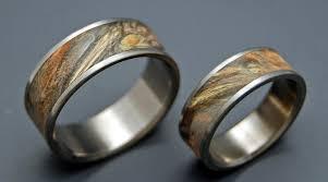 wooden wedding rings minter richter wooden wedding rings fan the titanium