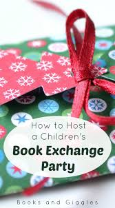 how to host a children u0027s book exchange party book exchange party