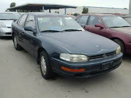 1993 toyota camry for sale auto auction ended on vin jt2vk12e9p0231416 1993 toyota camry le