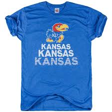kansas jayhawks fan gear charlie hustle clenches collegiate license with the university of kansas