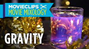 vodka tonic blacklight movie mixology oscar edition 2014 how to make a gravity