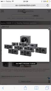 7 1 home theater systems jamo d600 thx ultra 2 home theatre dolby atmos dts x hifi