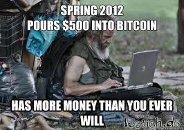 Hobo Memes - bitcoin hobo memes quickmeme