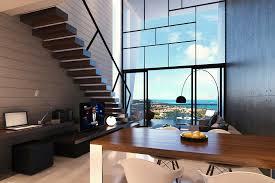 aqua samui duo villa type a offers duplex style units at 95 sqm