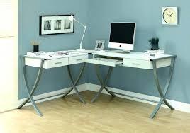 Modern Design Desk Modern White Computer Desk Bethebridge Co