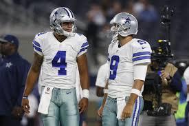 dak prescott v tony romo cowboys time to make a decision