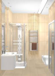large area with double shower for fresh bathroom idea double baby