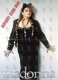 Seeking Poster Madonna Desperately Seeking Susan Poster Posters