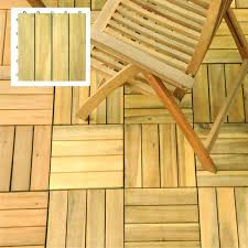 Homebase Patio Outdoor Wood Patio Tiles Tags Wooden Patio Tile Master Bathroom