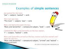 all worksheets simple sentences to compound sentences worksheets