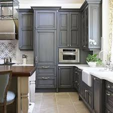 Charcoal Gray Kitchen Cabinets | charcoal gray kitchen cabinets design ideas
