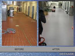Commercial Kitchen Flooring Kitchen Flooring Ceramic Tile Commercial Options Leather Look