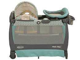 amazon com graco pack u0027n play playard with cuddle cove rocking