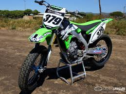 racing motocross bikes 2011 kx450f project flat track bike photos motorcycle usa