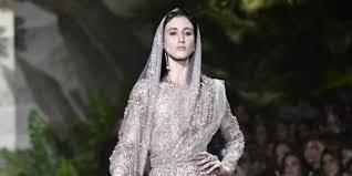 elie saab wedding dress price elie saab s 300 000 wedding dress and five more couture bridal
