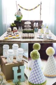 Nursery Rhymes Decorations And E A T S Nursery Rhyme Baby Shower Pinterest